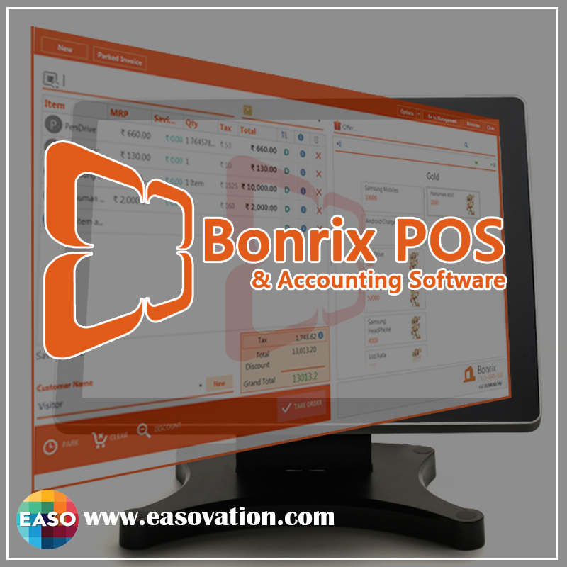 Bonrix POS & Accounting Software