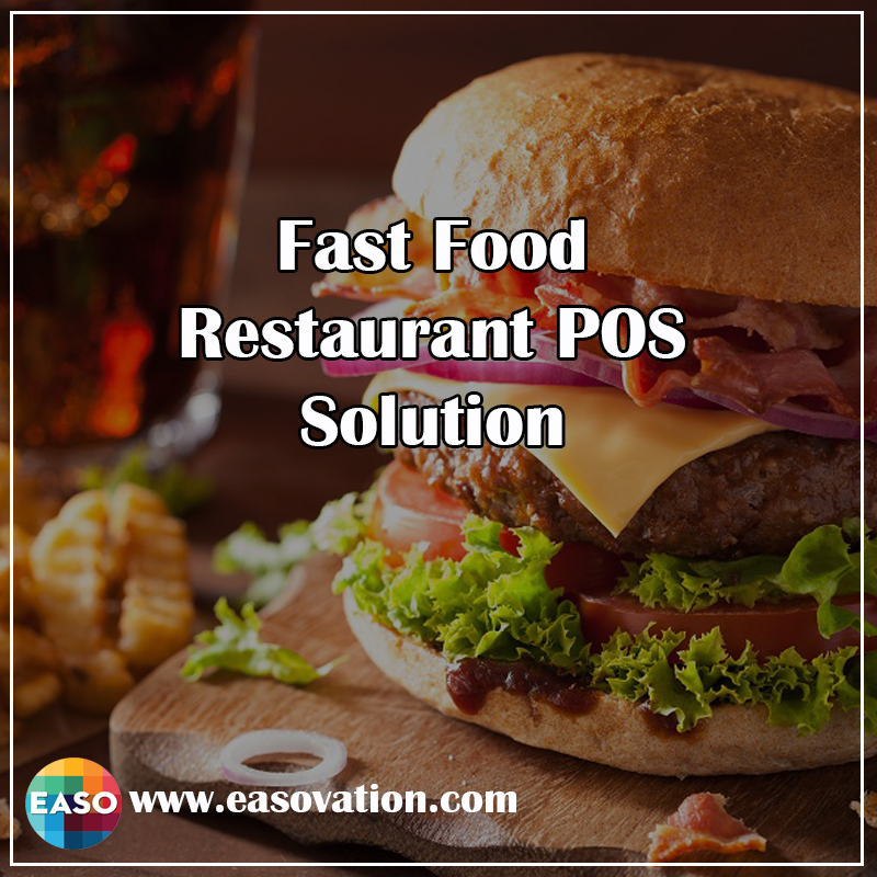 Fast Food Restaurant POS