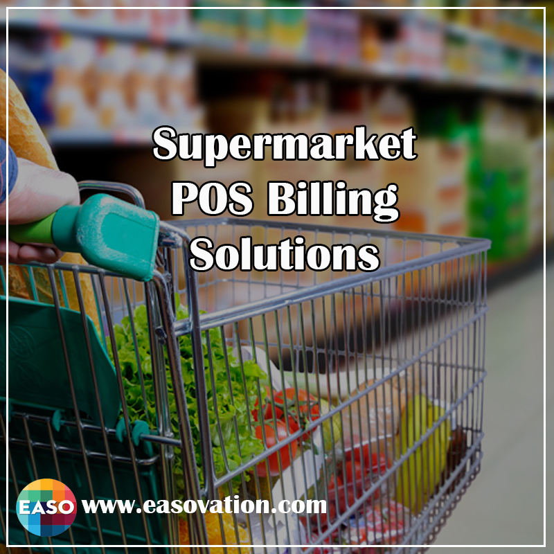 Supermarket POS Billing Solution
