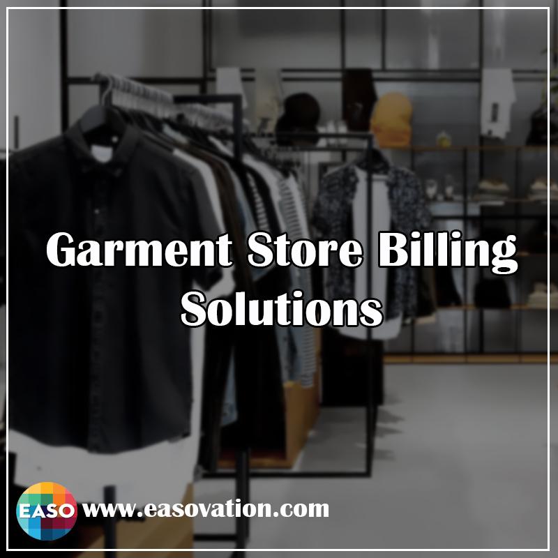garment store