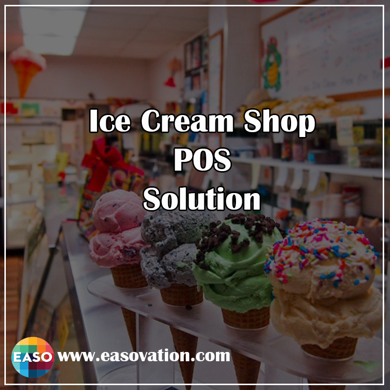 icecream shop pos solution