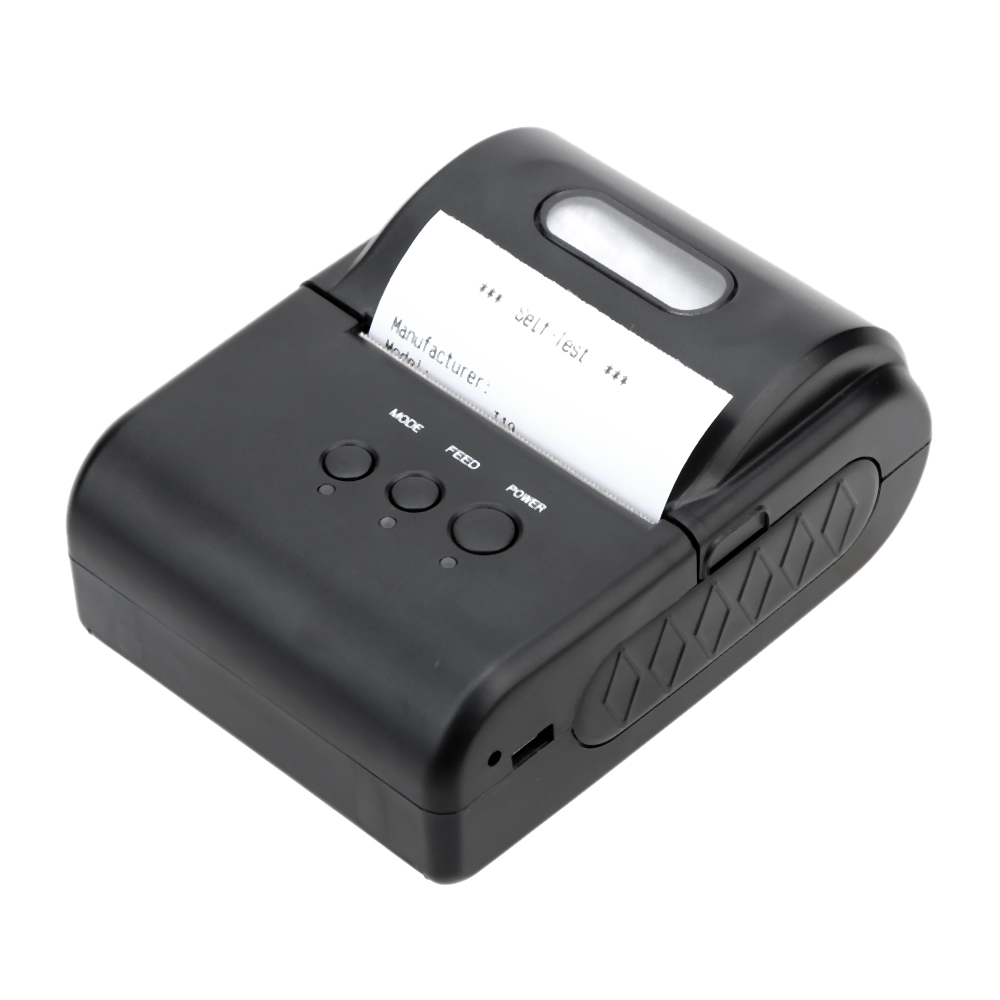 Bluetooth Portable Receipt printer