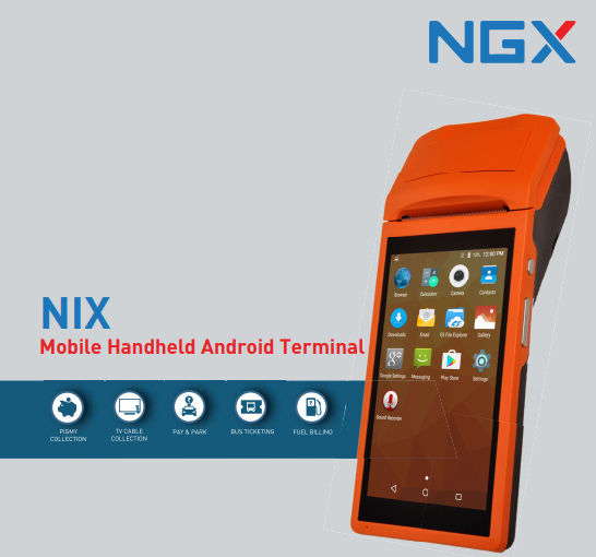 Android Mobile Handheld POS (ASHWA) | Easovation Solutions