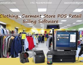 Clothing , Garment Store POS